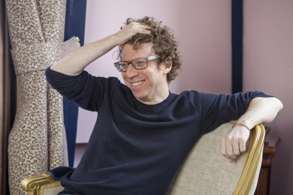 Arnon Grunberg for Das Magazin