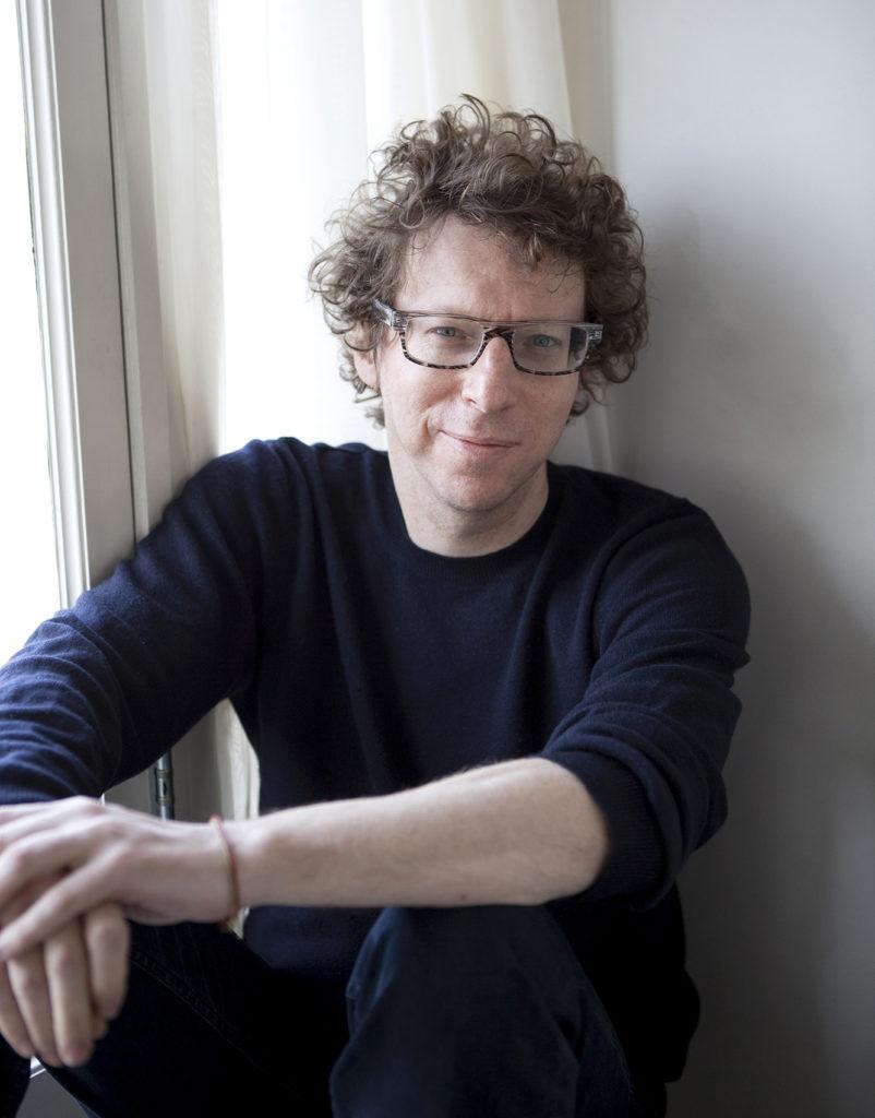 Arnon Grunberg, writer
