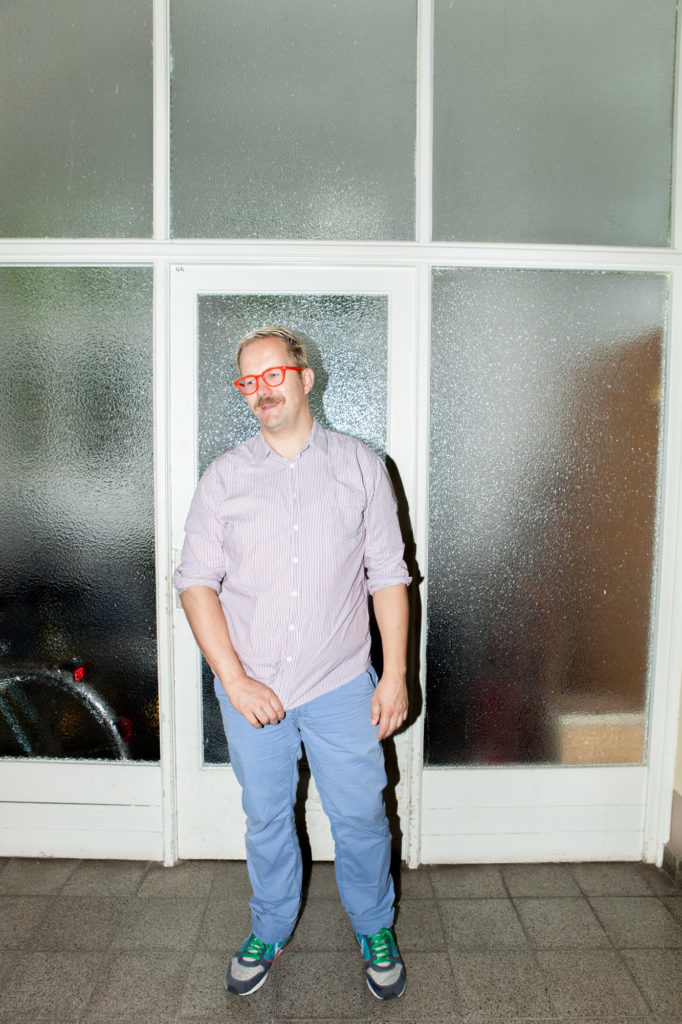 Remodeling Johannes, photo: Hymmen + Hiroi