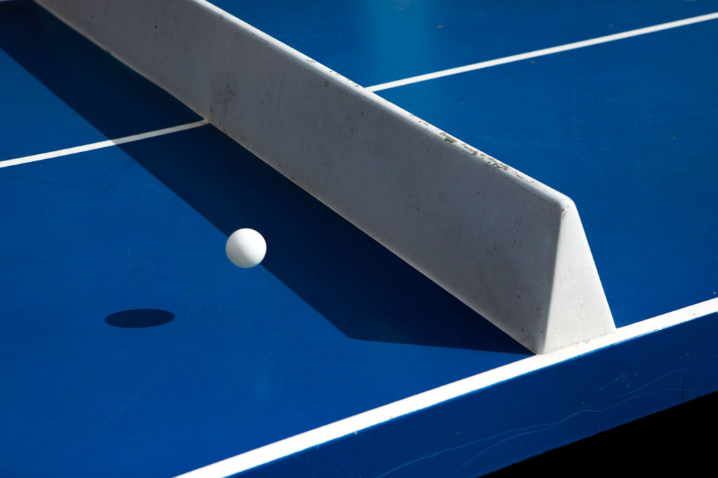 Ping Pong Project by Hymmen + Hiroi
